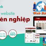 Thiết kế website tại Hải Dương chuyên nghiệp chuẩn SEO giá rẻ