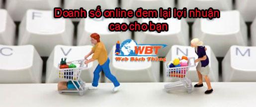 lợi nhuận online