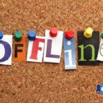 Offline là gì? tìm hiểu về offline phân biệt online và offline