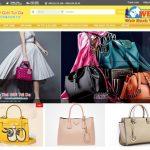 Thiết kế website bán túi xách thời trang chuyên nghiệp giá rẻ