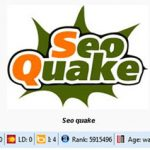 Seoquake là gì? cách cài đặt dành cho người mới học SEO