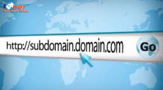 Subdomain là gì