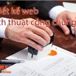 Thiết kế website dịch thuật công chứng chuyên nghiệp tại Việt Nam