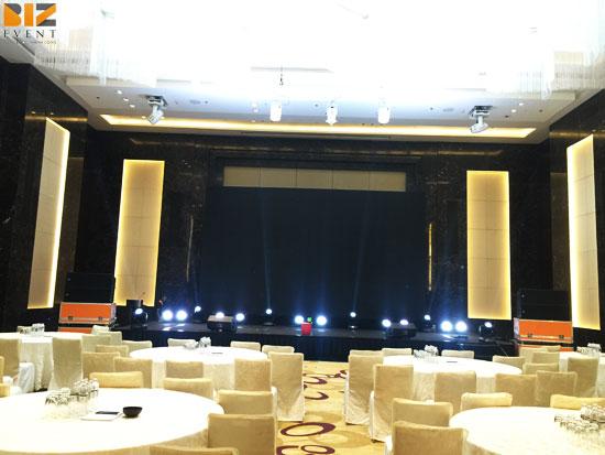 âm thanh ánh sáng sân khấu