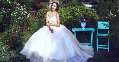 chọn váy cưới đẹp cho cô dâu