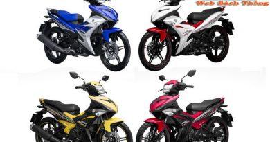 thiết kế website bán xe máy đẹp
