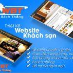 Thiết kế website khách sạn chuyên nghiệp hiện đại nhất hiện nay