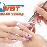 Thiết kế website tiệm nails, dịch vụ làm móng giá rẻ tại hà nội