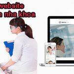 Dịch vụ thiết kế website phòng khám nha khoa giá rẻ ở hà nội