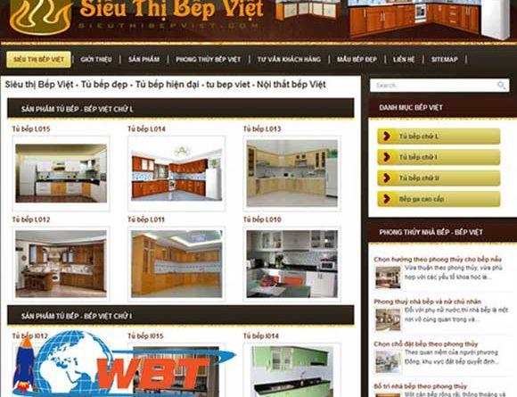website-ban-tu-bep