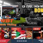 Dịch vụ thiết kế website cá độ bóng đá chuyên nghiệp đẳng cấp