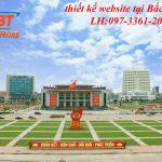 Thiết kế website tại Bắc Giang chuyên nghiệp chuẩn seo nhất