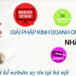 Công ty thiết kế website uy tín tại Hà Nội – nơi đặt trọn niềm tin