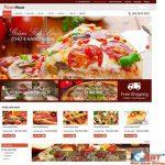 Thiết kế website bán bánh pizza chuyên nghiệp theo yêu cầu
