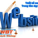 Thiết kế website trung tâm dạy nghề uy tín chuyên nghiệp