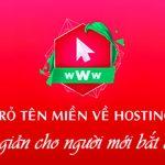 Làm thế nào để kết nối tên miền với hosting?