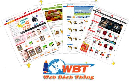 Thiết kế website kiếm tiền quảng cáo chuyên nghiệp giá tốt