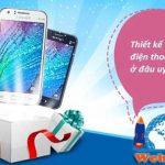 Thiết kế website bán điện thoại ipad đẹp chuyên nghiệp