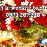 Thiết kế website bán hoa online mang đến giải pháp kinh doanh hiệu quả