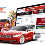 Thiết kế website dịch vụ cho thuê xe du lịch giá từ 2 triệu vnđ
