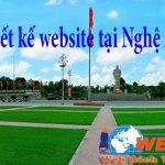 Thiết kế website tại nghệ An nhanh giá rẻ bảo hành trọn đời