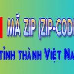 Mã Zip code là gì? Danh sách xác định mã zip code là gì?