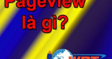 pageview là gì?