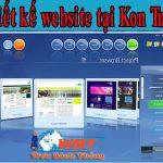 Làm website tại Kon Tum chất lượng giá tốt chuẩn SEO dễ lên TOP