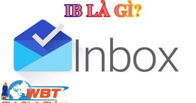 inbox là gì?