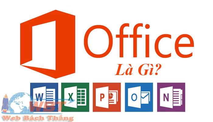 microsoft office là gì?
