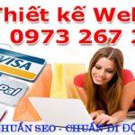 Thiết Kế Website Bán Hàng Online Chuyên Nghiệp Giá Tốt