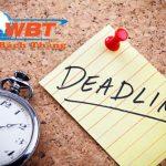 Deadline Là Gì? Deadline có tác dụng thế nào trong công việc