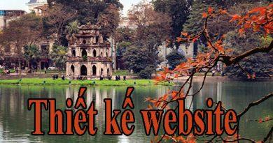 thiết kế website tại quận hoàn kiếm