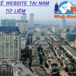 Thiết kế website tại Nam Từ Liêm chuyên nghiệp theo yêu cầu khách hàng