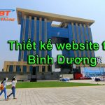 Thiết kế website tại Bình Dương chuẩn seo chuyên nghiệp