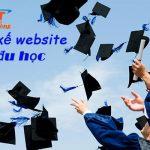 Thiết kế website du học chuẩn seo chuẩn di động của web hoidaplagi.net