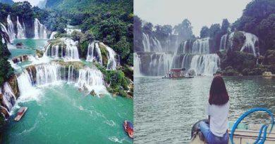 Tour du lịch Thác Bản Giốc – Hồ Ba Bể 3 ngày 2 đêm của thesinhcafetourist