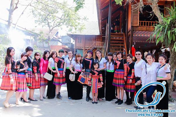 tour du lịch Mai Châu Mộc Châu Arena Resort 3 ngày 2 đêm