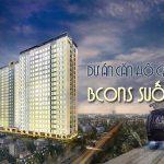 Dự án căn hộ Bcons Suối Tiên – Dĩ An giá gốc từ chủ đầu tư