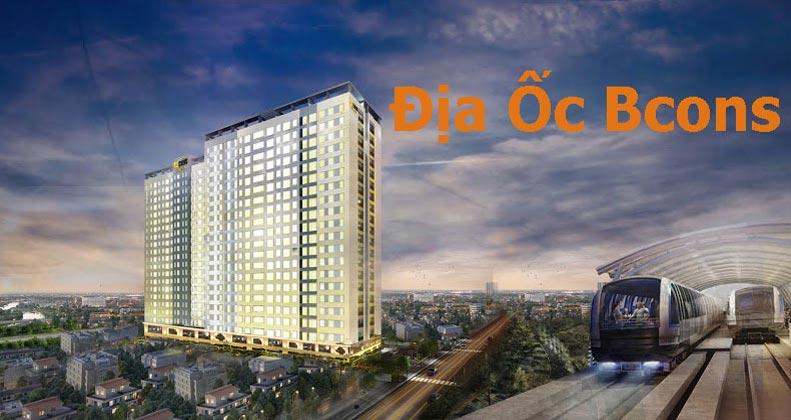 Dự án căn hộ chung cư Bcons miền Đông giá rẻ