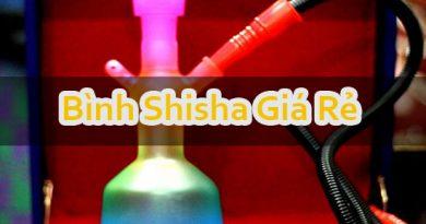 Bình Shisha Giá Rẻ