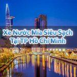 Xe Nước Mía Siêu Sạch Tại TP Hồ Chí Minh Giá Rẻ Đảm Bảo Nhất
