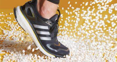 Giày Adidas nam công nghệ đế Boost
