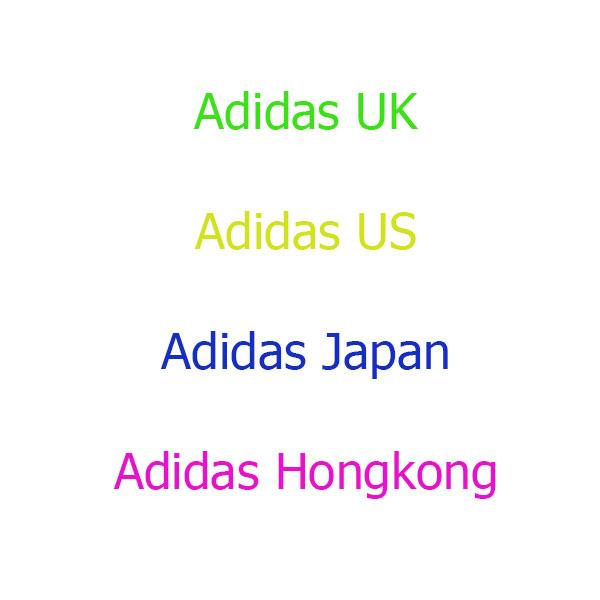 Giày Adidas tại TPHCM - Website Order