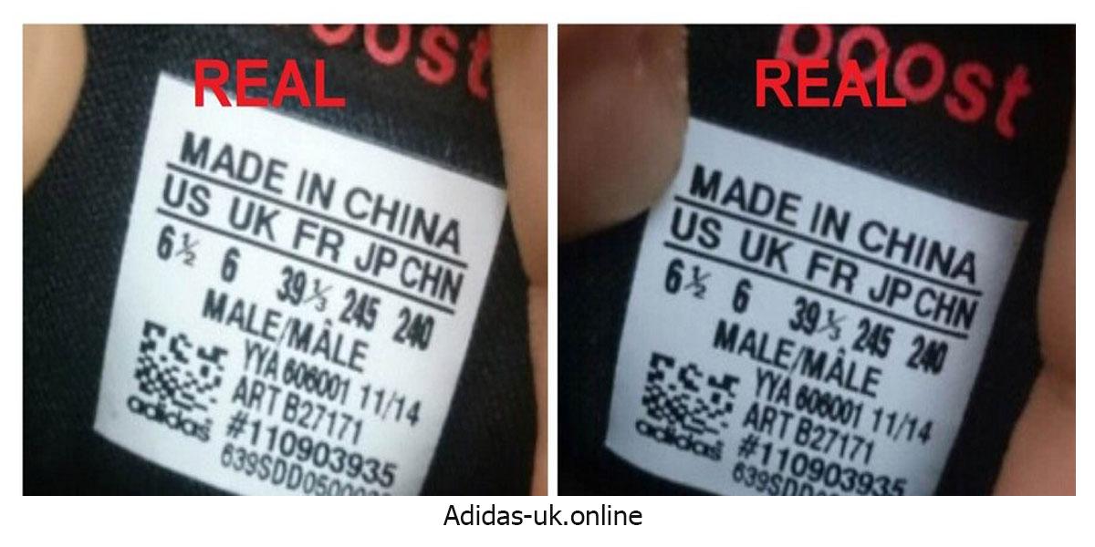 Giày Adidas tại Hà Nội tem Real