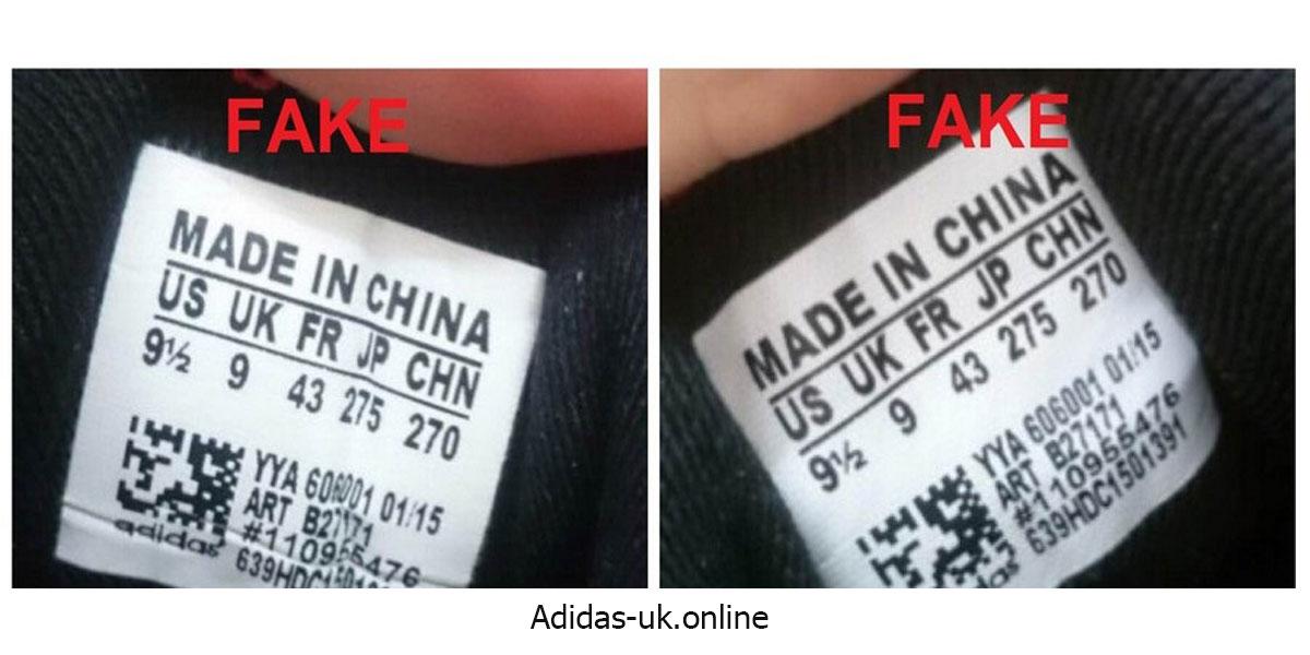 Tem fake giày Adidas