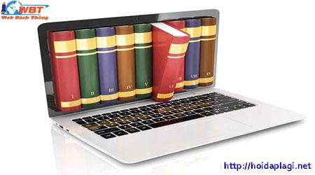 Các lợi ích của Ebook ?