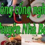 Thông cống nghẹt tại huyện Nhà Bè giá rẻ, máy lò xo hiện đại – hoidaplagi