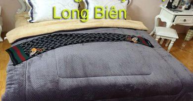 chăn lông cừu yuki tại long biên