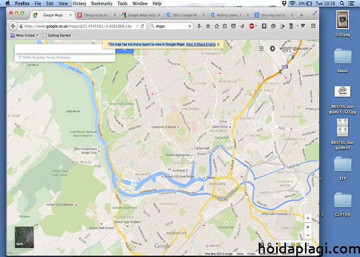 google maps là gì
